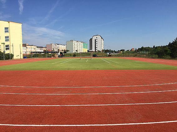 Revitalizácia športoviska s umelým povrchom s rozlohou 2 000 m2